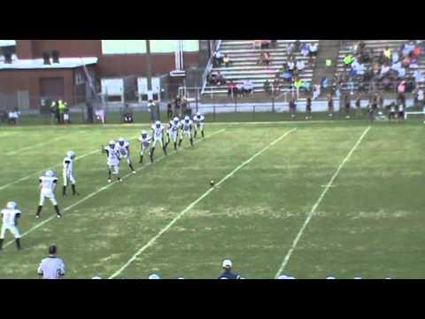 Trevor Rockett's Big Hit #11 Siegel Middle School