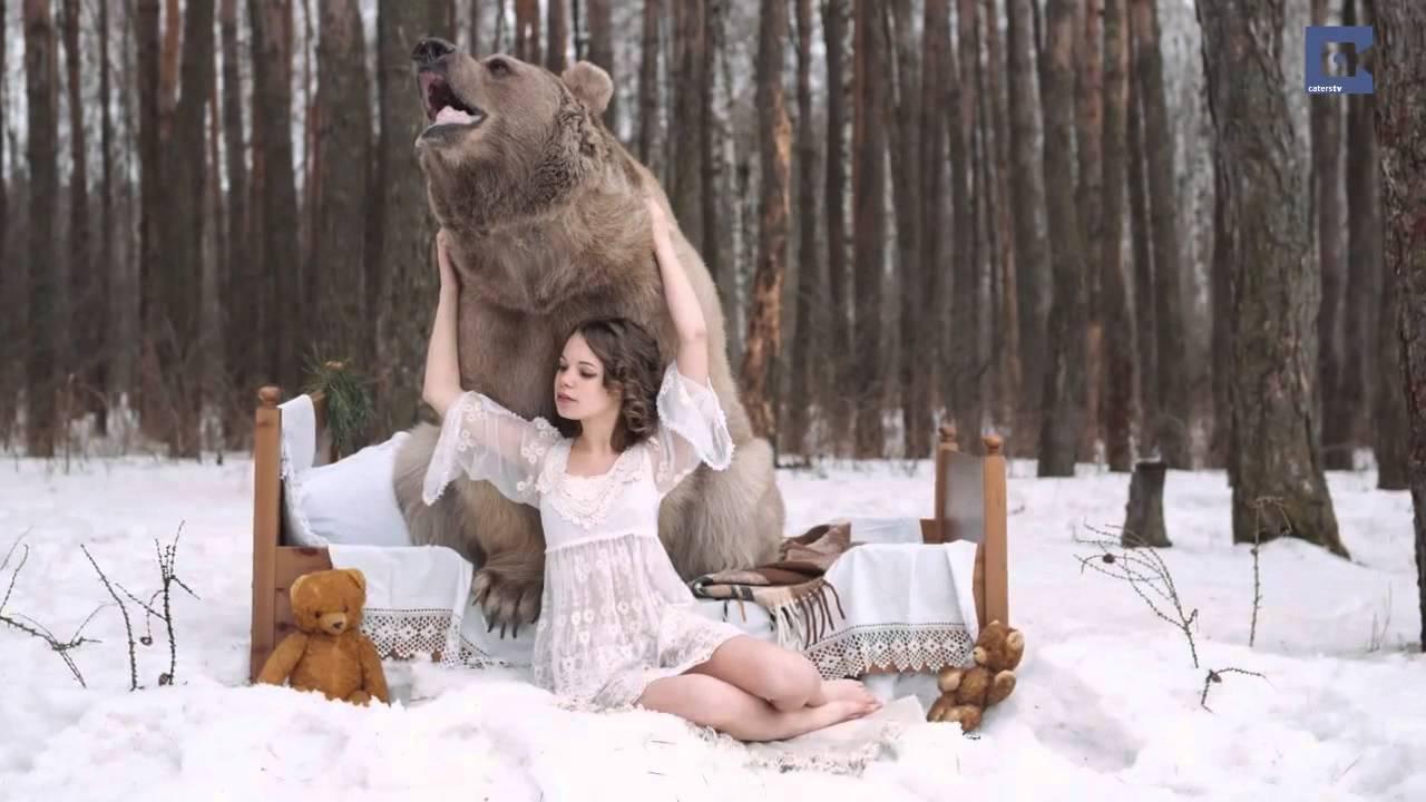 Русское порно с девочкой в лесу 19 фотография