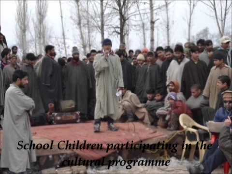 Celebrating the 63rd Republic Day in Kashmir