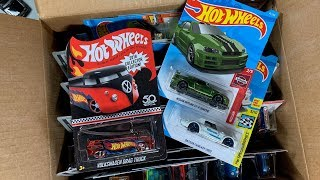 Lamley Unboxing, Part 2: Hot Wheels 2019 Kmart 36-Count ABD Case with Super TH & Mail-in!