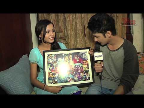 Sumedh And Pratibha Aka Raghav And Ishika Of Dil Dosti Dance Receives Gifts From Fans video