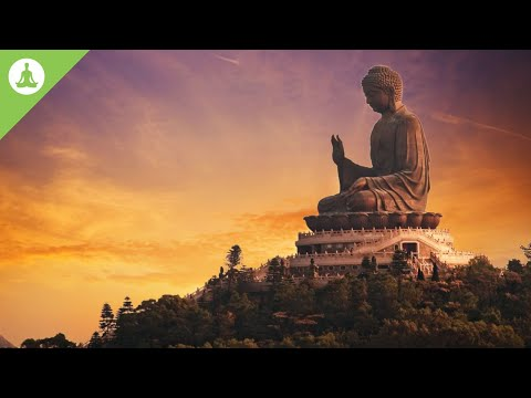 Morning Meditation, Indian Flute and Tibetan Bowls, No Loops, Yoga Music