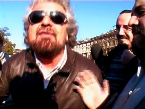 [Qui Milano Libera] Incontro con Beppe Grillo