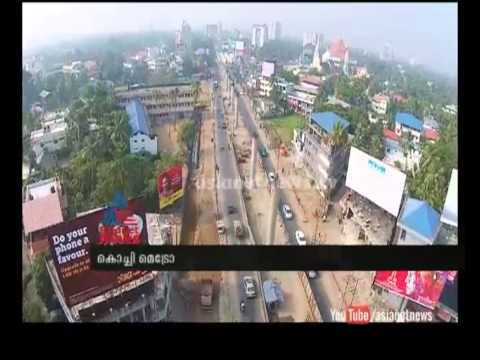 Kochi Metro 500 days , Asianet News