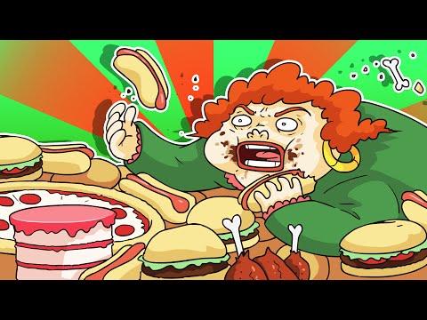 Yo Mama So Fat! The Hunger Games video