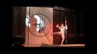 SUBMISSION POLE ART FRANCE 2015 - Jessica Catalano (Amateur)