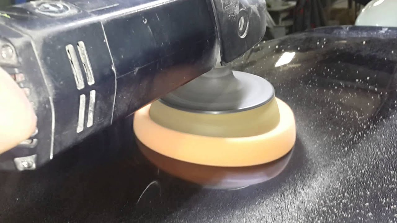 Как изготовить полироль для кузова автомобиля своими руками 100
