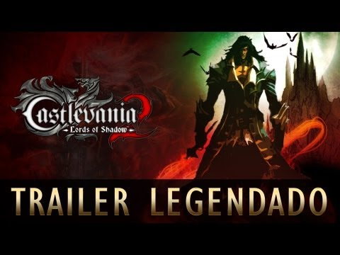 Trailer Legendado Castlevania - Lords of Shadow 2 - VGA 2012 Trailer