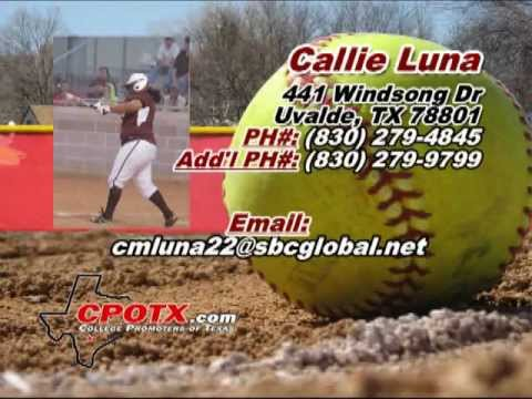 Callie Luna - 2012 Summer Mechanics Workout