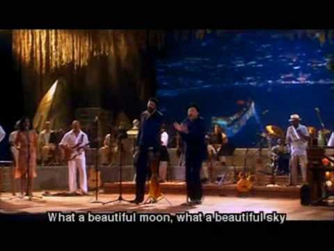 Juan Luis Guerra - Que Bonita Luna