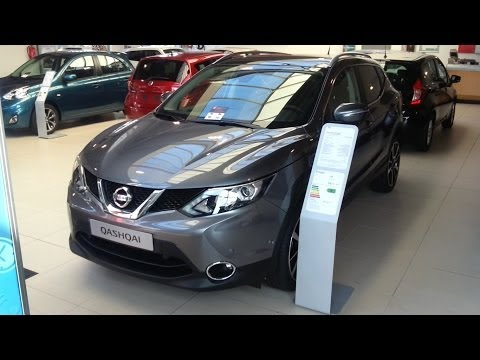 Nissan Qashqai Tekna 2016 In depth review Interior Exterior