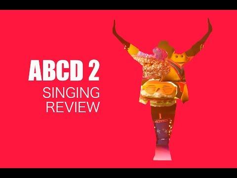 ABCD 2 Review   Varun Dhawan, Shraddha Kapoor, Prabhu Deva, Remo D'Souza   Bollywood SING-A-VIEW