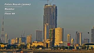 Top 10 Tallest Buildings in India / Mumbai -  Tallest Skyscrapers - Tallest Tower 2017