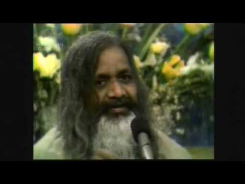 Maharishi Culturing the Nervous System to Maintain Pure Consciousness  March 6, 1971 1 hr 39 min  Ru