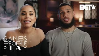 Sarunas J. Jackson, Lauren London & Parker McKenna Star In New TV Drama 'Games People Play'