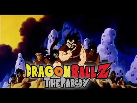 DragonBallZ The Parody Intro 2
