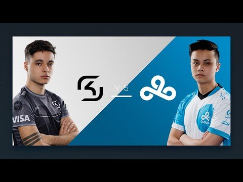 CS:GO - SK vs. Cloud9 [Cbble] - Round 1 Group A - Dallas Finals - ESL Pro League Season 5