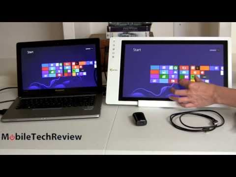 GeChic On Lap 1502i Touchscreen Monitor Review