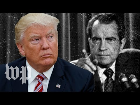 Opinion   Trump is facing worse than Watergate. I should know.