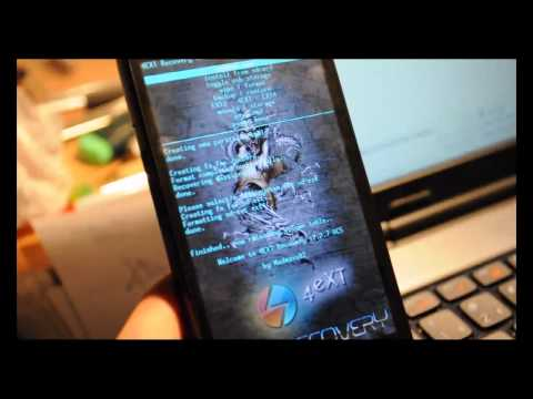 Instalar Android en HTC HD2 Tutorial