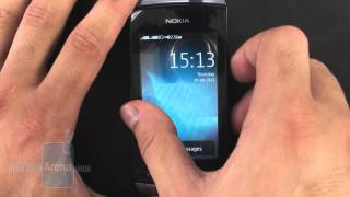 Nokia Asha 305 Review