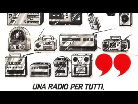 Braccia 1984 -4 Radio Milano International