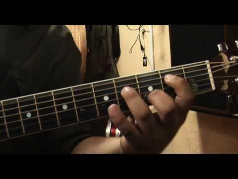 Puerto Seguro - No Puedo Vivir Sin Ti  (Acustica) (Guitar Lesson)