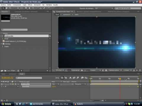 Como Hacer un Promo en After effects