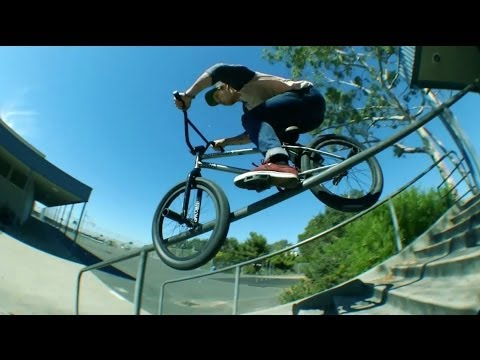 BMX - Nathan Williams 2014 Video