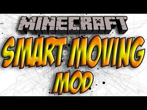 Minecraft 1.8 - Como Instalar SMART MOVING MOD - ESPAÑOL [HD] 1080p Spotlight