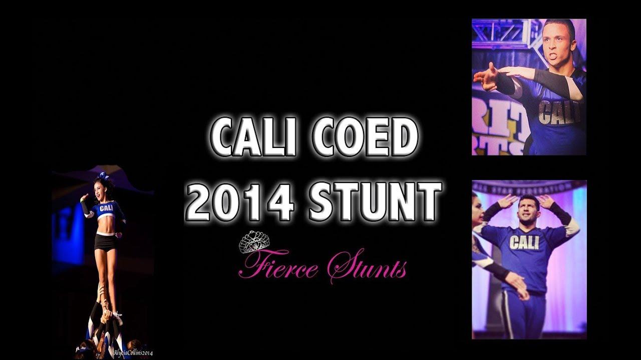 Fierce Stunts: Cali Coed 2014