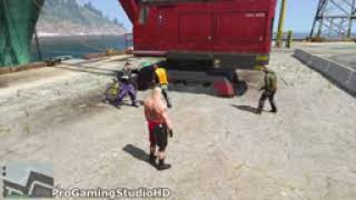 GTA 5 Randy Orton John Cena Compilation #8 GTA 5 WWE Mods Fails Funny Moments   YouTube