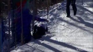 Otäcka olyckan - här kraschar stjärnan - TV4 Sport