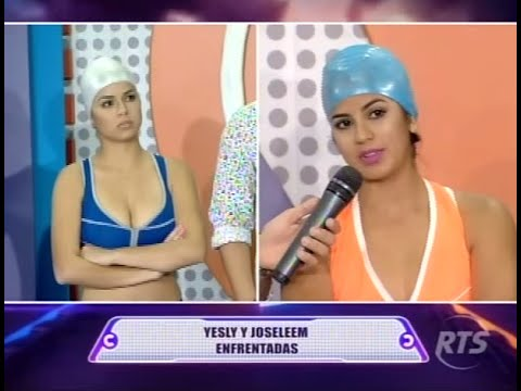 Combate RTS - Yesly y Joseleem Enfrentadas