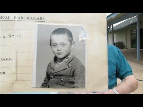 Sir Nicholas Winton saved Child Survivor Dave Lux during World War II
