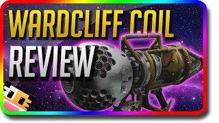 """Destiny 2 - """"Wardcliff Coil"""" Exotic Review (Destiny 2 """"Wardcliff Coil"""" Exotic Weapon Gameplay)"""