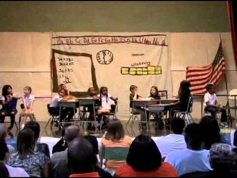 Winton Woods Primary North Players Present: The Primary North Fairy Tale Story