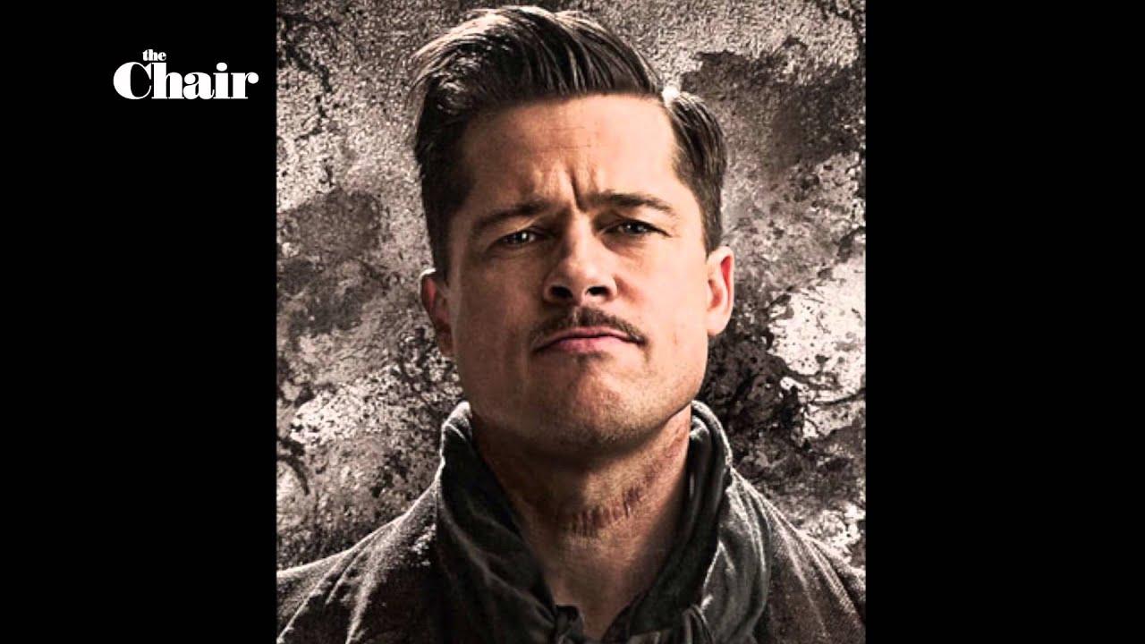 Brad Pitt Hair Tutorial  YouTube - Hairstyle Tutorials