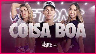 Coisa Boa Gloria Groove Fitdance Tv Coreografia Dance Audio