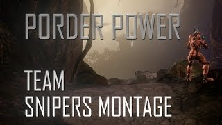 Porder Power's Halo 4 Team Snipers montage