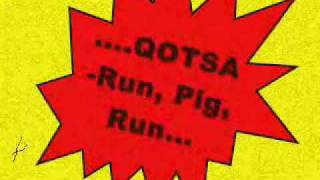 Watch Queens Of The Stone Age Run, Pig, Run video