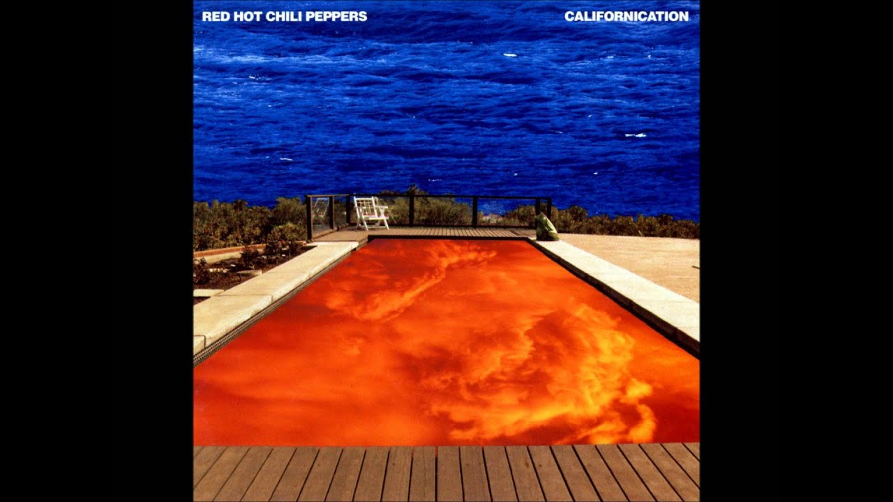 Red hot chili peppers californication wallpaper