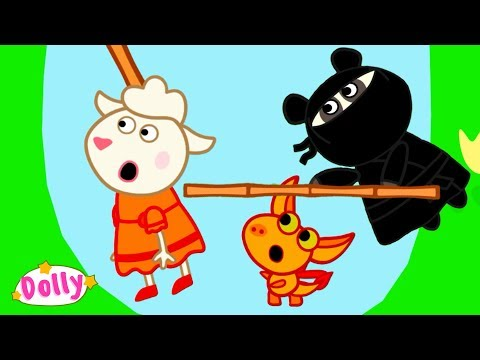 Dolly & Friends Funny Cartoon for kids Full Episodes #84 FULL HD