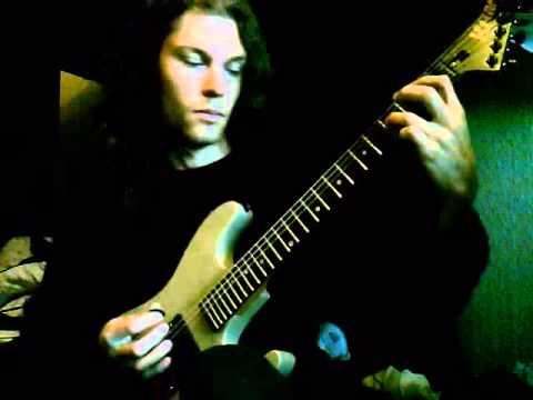 Troy Stetina - All Things Repulsive cover performed on Kramer Nightswan (by Djpetuh)