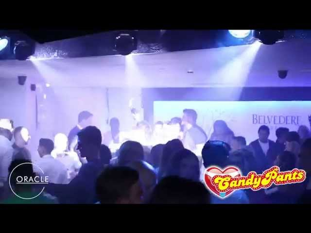Candypants every Saturday at Oracle Leeds