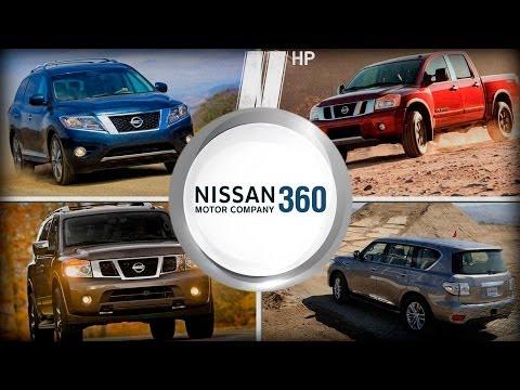 Фестиваль Nissan 360. Часть 1. Off-Road