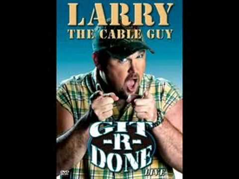 Larry The Cable Guy-christmas Carols video