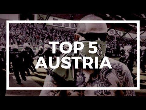 TOP 5 ULTRAS - AUSTRIA