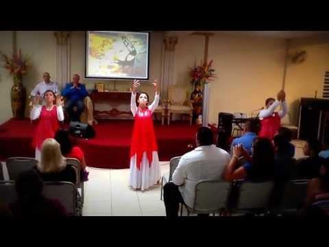 Mi Perfume A Tus Pies- Marcela Gandara (danza) video