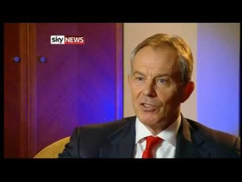 Tony Blair  - Politicians & Media Bound To Have Relationships  - NOTW Phone Hacking *NEW*